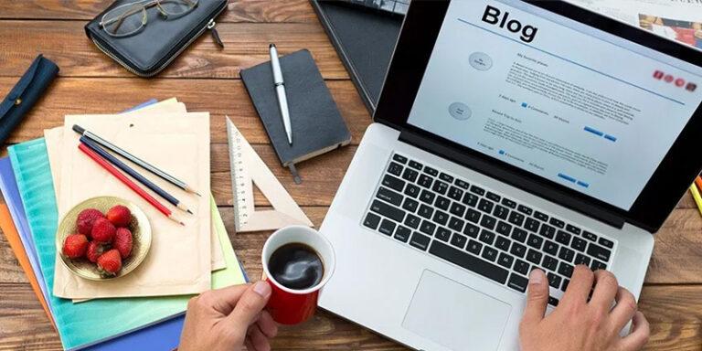 Starte blogg med suksess