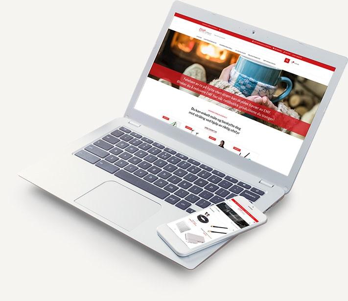 Nettbutikk EMF-Consult